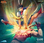 Sakura Otoshi - Street Fighter - Official
