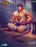 Ryu Perfect Recall - Street Fighter - Official