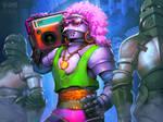The Rhythm of the Knight -DasGnomo and El-Grimlock