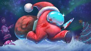 Totally Not Sus Real Crewmate Santa