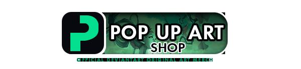Pop Up Art Shop