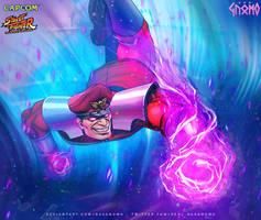 Devil Reverse - Street Fighter - Official