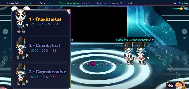 100% on Kick Drum Metronomes by TheKittieKat on DeviantArt
