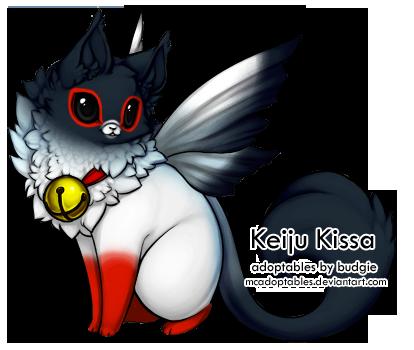 Moonkelpie : Shouchu by MCAdopts