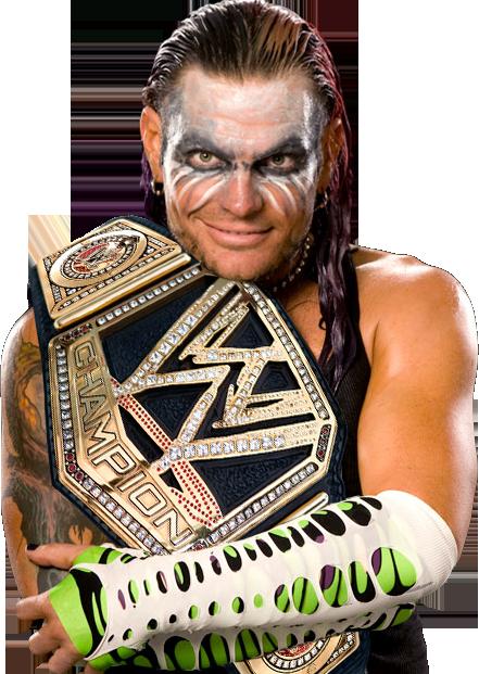 Jeff Hardy WWE Champion By Gabrielkid