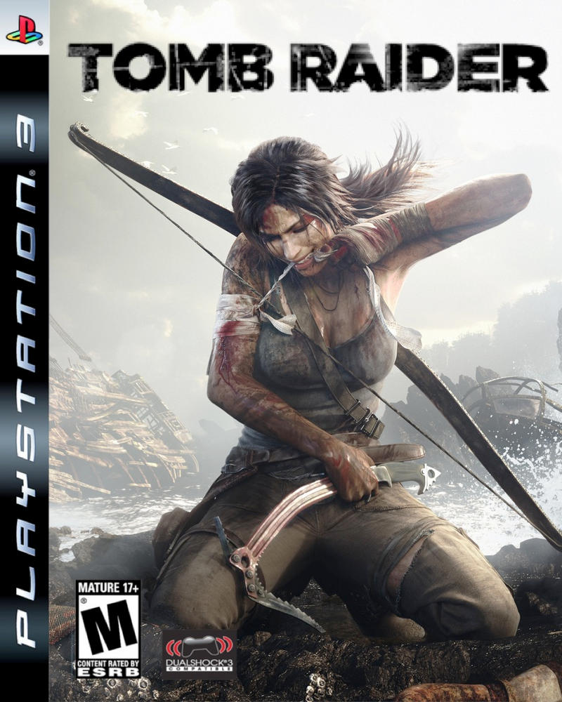 Tomb Raider Reborn PS3 game cover 2 by AnnieCroft on ...