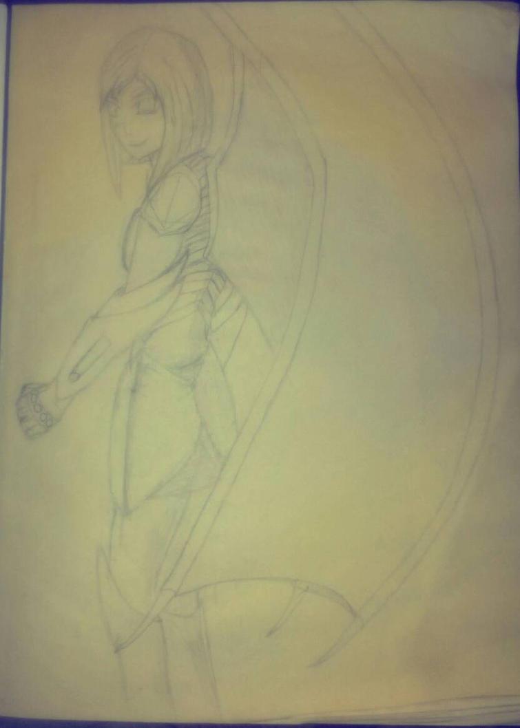 Ryoko last memory by vaillant2385