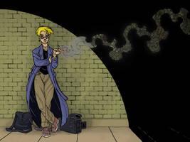 Mystery Hunter by JoeEngland