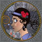 Commission: Journal of Cassandra Borow