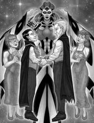 Files from the Stone Society: Vampire Weddings