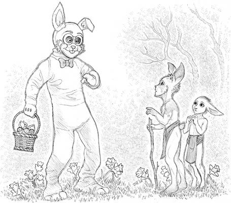 Files from the Stone Society: Easter