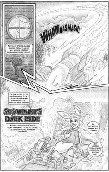 SnowBuni's Dark Ride, Page 1