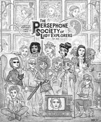 The Lady Explorers of the Persephone Society