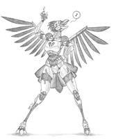 Commission: Philomela