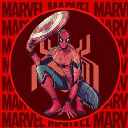 Spider-Man Civil War by JTRAMSEY