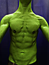 Hulk smash! by JTRAMSEY