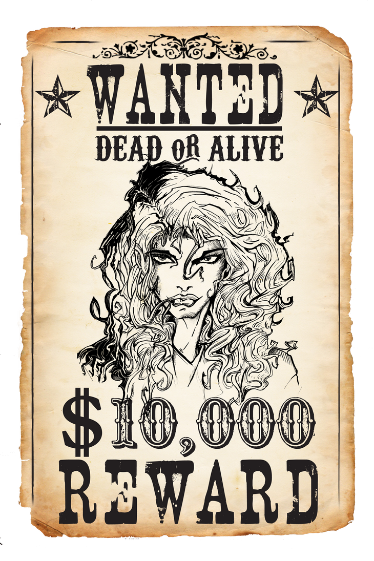 Design Wanted Poster