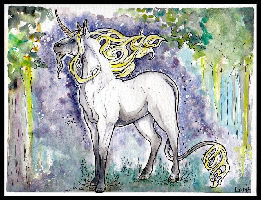 Unicorn's World by Liren