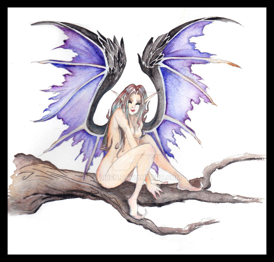 Fairy - Finally in Color by Liren