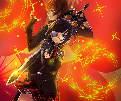 Guns Anime by A3V