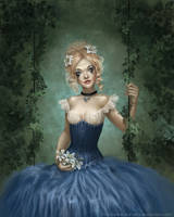 Ophelia by schastlivaya-ch