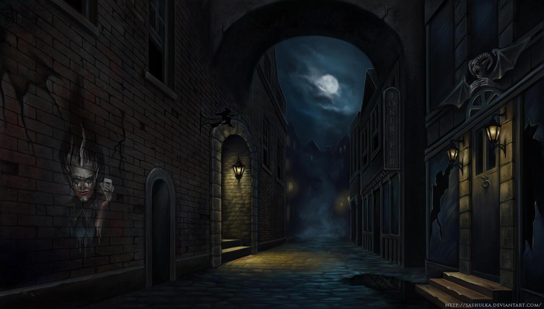 Gateway by sashulka