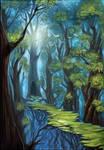 Secret pathway
