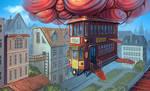 Air-tram