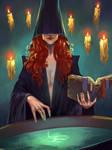 Preparing a potion