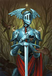 Knight with a great heart
