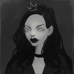Queen and her crown by schastlivaya-ch
