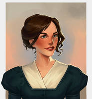 Elizabeth Bennet portrait