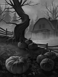 Gothic scene