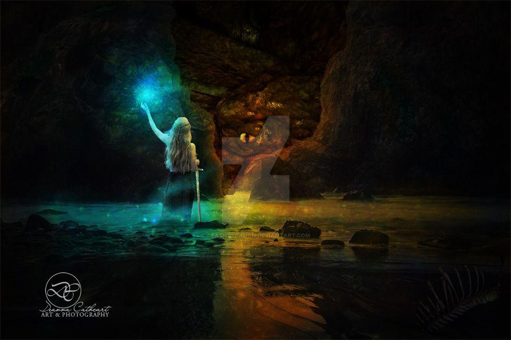 Dragon Cove by deathbycanon