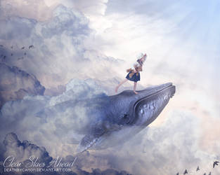 Clear Skies Ahead by deathbycanon