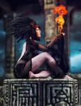 Gardian of the Flame