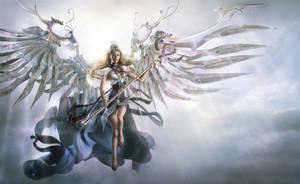 The Goddess Sovanna by kolakis