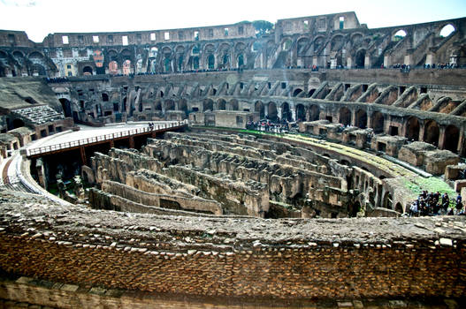 Inside the Arena I