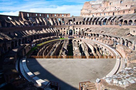 Inside the Arena II