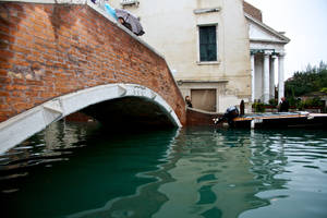 Flooded Venice I by hellslord