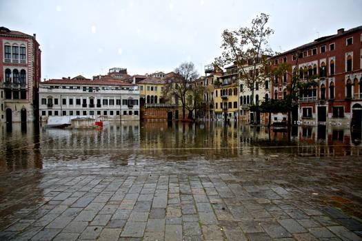 Flooded Venice II