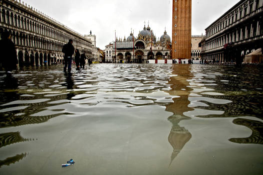 Flooded Venice VII
