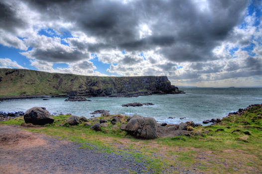 Giant's Causeway I - HDR
