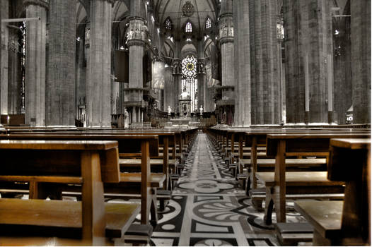 Cathedral of Milan - HDR