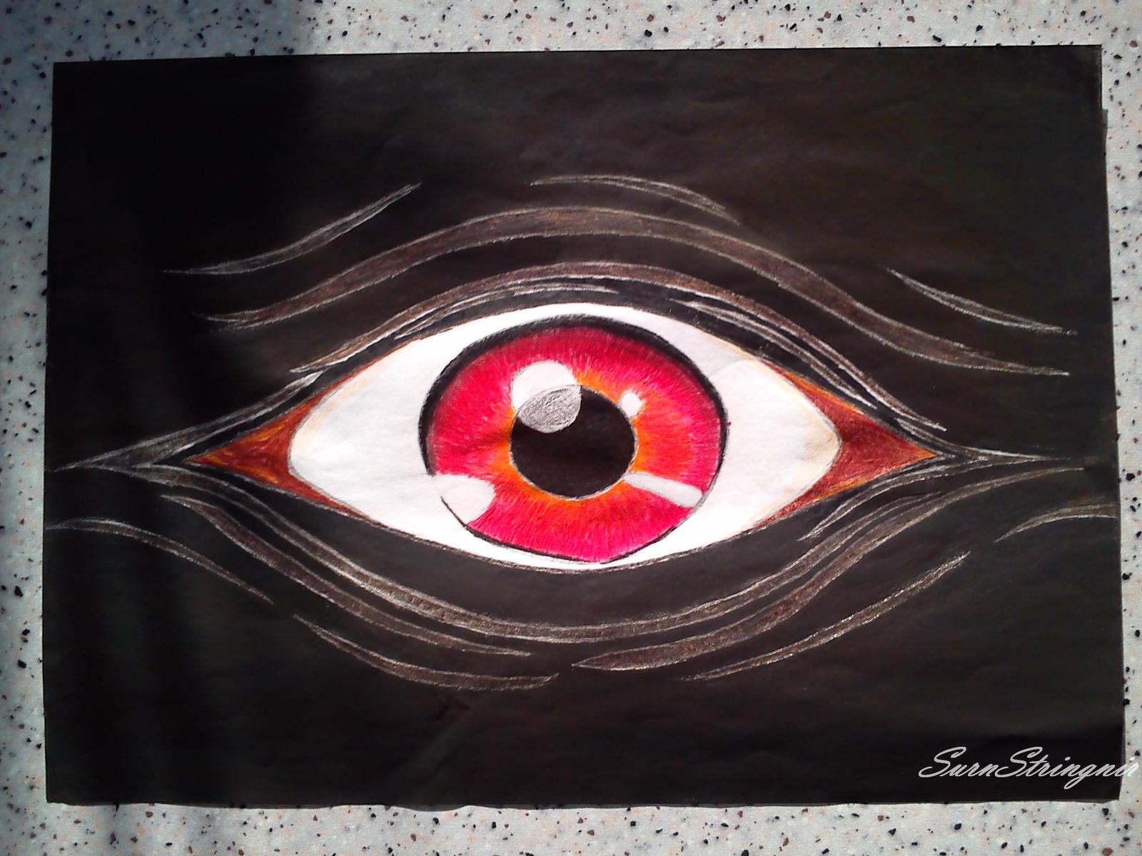 Alucard eye by SurnStringnir on DeviantArt  Alucard
