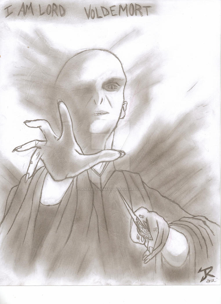 Lord Voldemort by GeneralThomas03