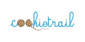 Cookietrail - Logo by littleboxofideas