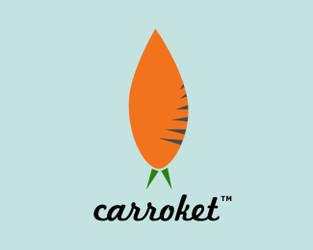 Carroket Logo by littleboxofideas