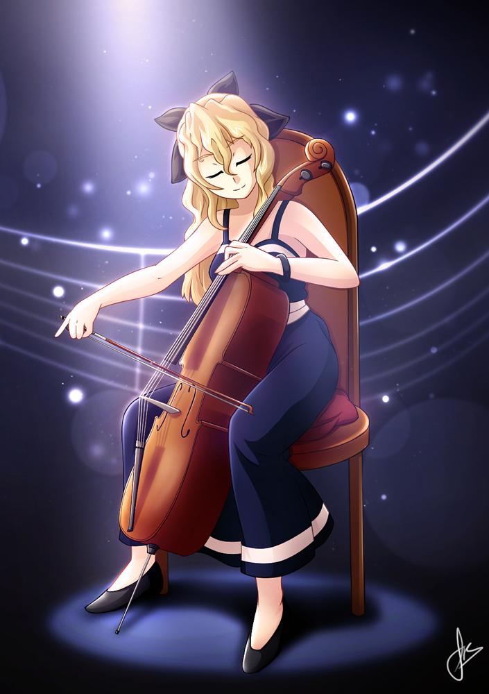 Katawa Shoujo - Concord [Commission] by dmy-gfx