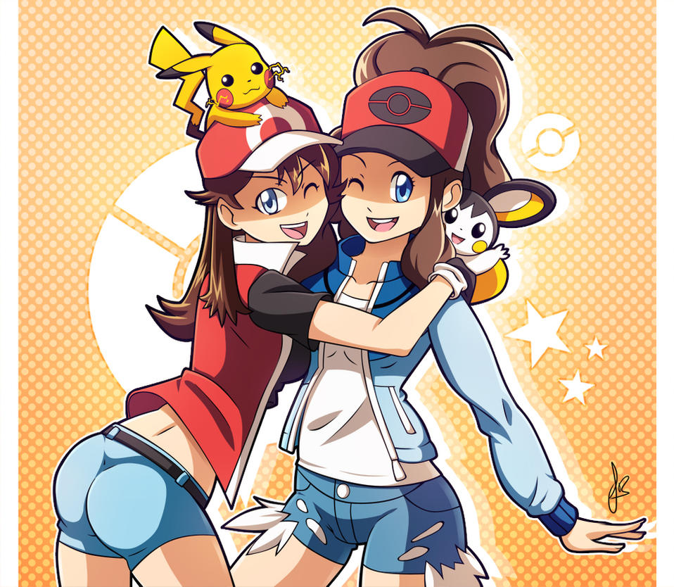 Fight! - Pokemon X and Y by dmy-gfx on DeviantArt